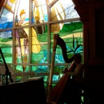 Harp in Grand Wailea Chapel