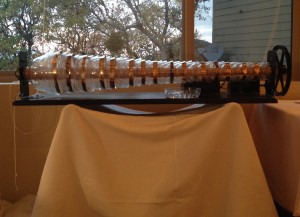 Celia's Glass Armonica